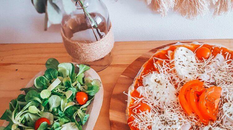 Une pizza d'amour avec Herta