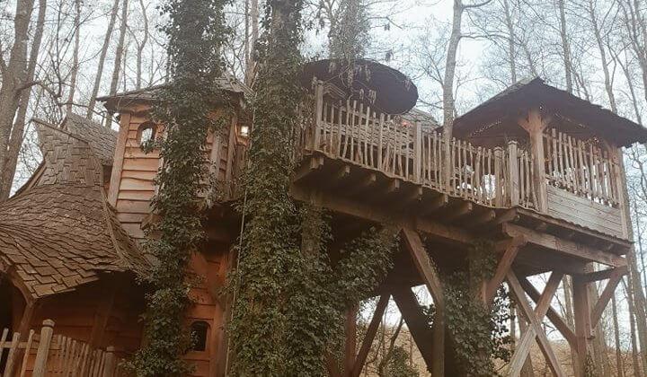 Bienvenue au cabanes du moulin